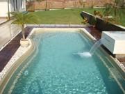 Строительство,  проектирование и реконструкция бассейнов любых типов