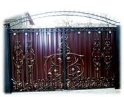 Метал. двери,  решетки,  ворота и другое.