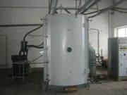 Вакуумная аппаратура для нанесения покрытия металлами или оксидами