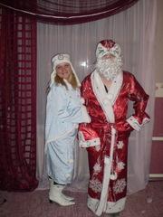 Вызов Деда Мороза и Снегурочки.