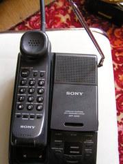 телефон стационарный Sony