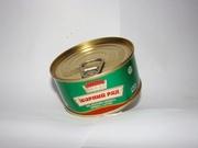 Морепродукты солено-сушеные,  вяленая рыба,  икра красная,  орехи