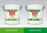 концентрированный  стиральный порошок « DEO MAT» (Чехия)