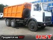 Самосвал МАЗ 55165