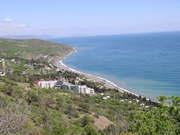 Бархатный сезон в Крыму- Магнолия Канака