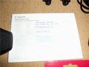 Canon ЕОS 1100D+штатив+карта+бокс