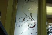 Декоративные наклейки на стекло или зеркало