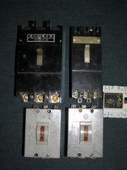 Автоматические выключатели  АЕ 2056
