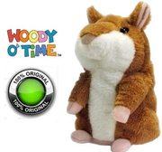 Говорящий хомяк Woody O`Time. Супер-подарок ! Хит 2013! 100% оригинал!