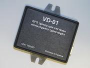 gps трекер vd-01 для gps мониторинга транспорта