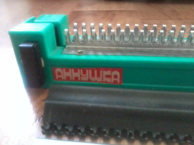 Вязальная машина аннушка инструкция