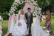 Выездная свадебная церемония Северодонецк + декор зала