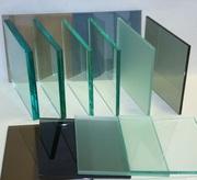 Стекло флоат 4,  5,  6 мм,  обработка стекла в Лисичанске