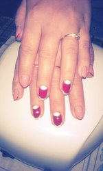 Парикмахерские услуги и Покрытие ногтей гель-лаком