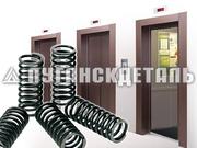 Пружины лифтов от производителя