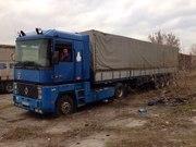 Грузоперевозки Луганск и РФ 20 тонн