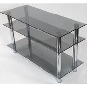 Стеклянные тумбы под ТВ и стеклянные столы
