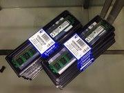 Модули памяти для компьютера и ноутбуков. DDR2,  DDR3