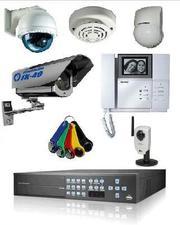 Видеонаблюдение,  сигнализация,  домофоны. Монтаж,  ремонт,  обслуживание