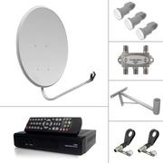 Установка и обслуживание спутникового телевидения