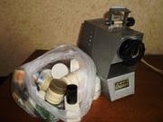 Продам фильмоскоп и 20 диафильмов - сказки