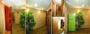 Сдам в аренду квартиру люкс 3 комнаты,  центр Луганска,  от хозяина