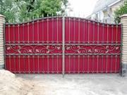 Ворота,  заборы,  калитки,  ограждения от производителя