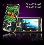 Nokia E71 TV (2 SIM карты,  цветное ТВ,  Java) 1550грн