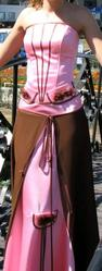 Продам очень красивое выпускное платье