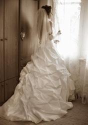 Продам свадебное платье эксклюзивное