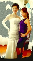 Продам свадебное платье,  фасон