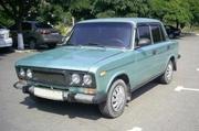 ВАЗ 2106,  1989 г.в.,  зеленый металлик,